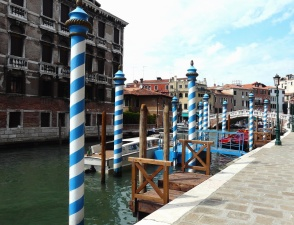 лодка, канал, сграда, архитектура, порт, док, лампа, мост