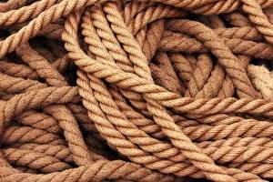 rope, pile, mesh