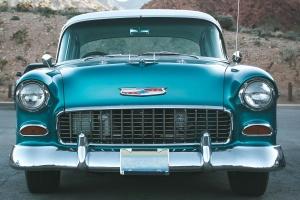 car, oldtimer, road