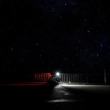 bicikl, noć