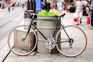 bicikl, ulica