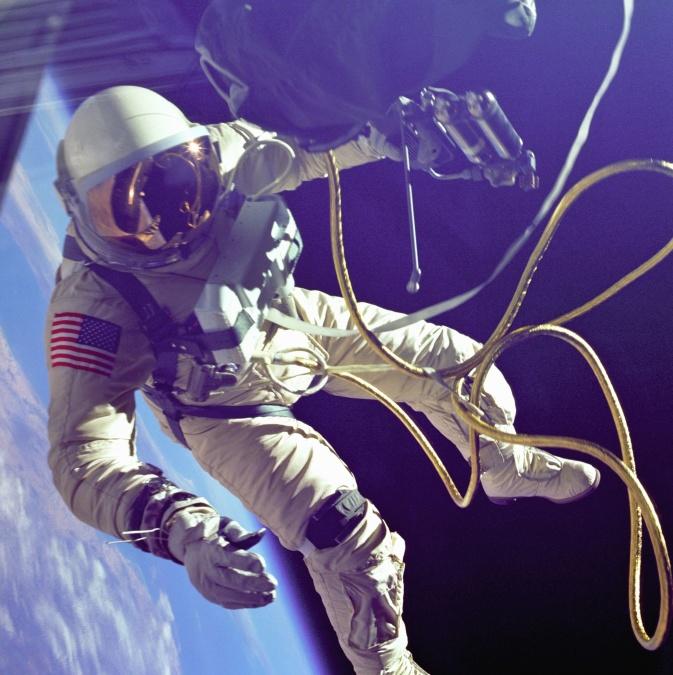 Satellit, universum, astronaut, astronomie, kosmonaut, galaxie