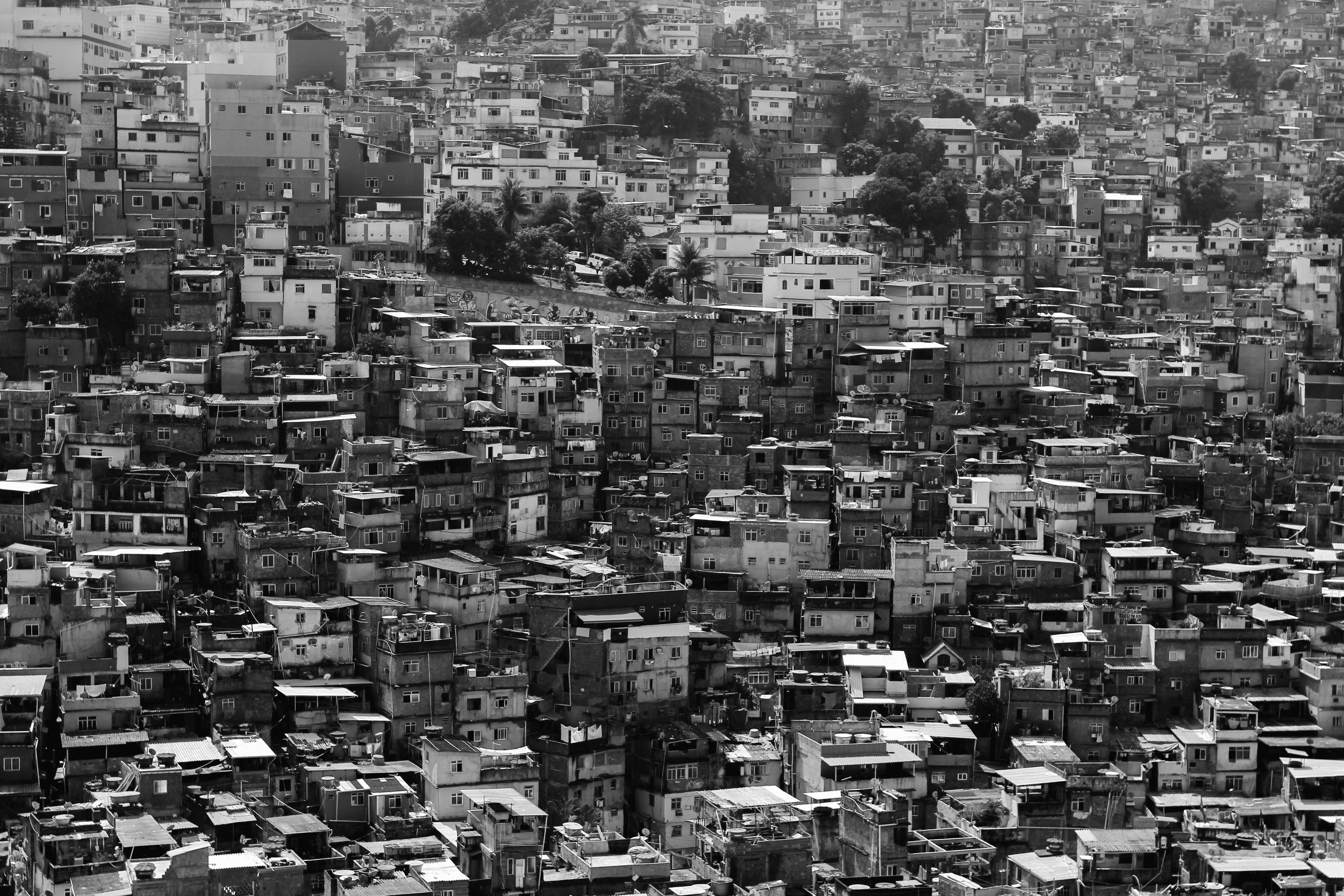 casas urbano edificios ciudad