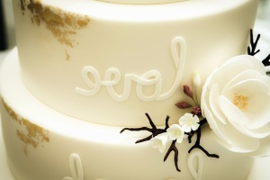 wedding cake, design, dessert, flower, food