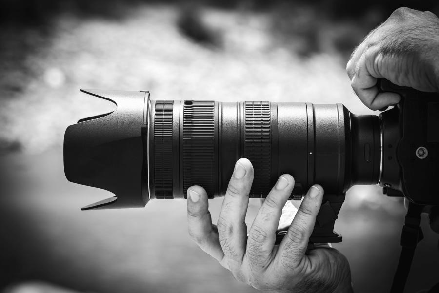 τεχνολογία, φωτογραφία κάμερα, φακό, διάφραγμα, φωτογράφος