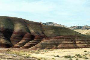 Collina, paesaggio, natura, scenico, cielo, deserto