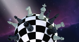 chess, board, game, horse, queen, top, king, tactics