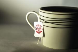 чай, чаша, дръжка, напитки, топли