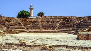 amphitheater, historical, museum, sky, lighthouse, theater, archeology
