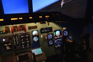 electronics, aviation, instruments, simulator, flying, cockpit, aircraft, learning