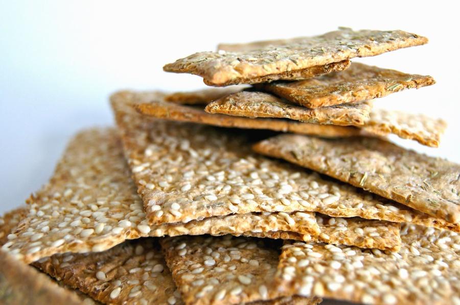 Biscotti, prodotti da pasticceria, sesamo, semi, cereali