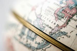 Geografia, globo, mappa, viaggiare, carta, terra, destinazione