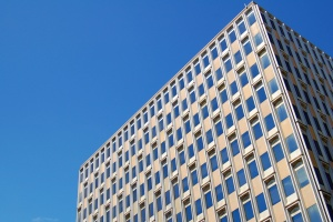office, business, building, architecture, sky, windows