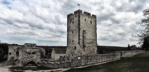 tower, castle, fortress, architecture, building