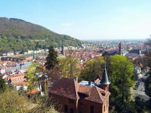 grad, kuća, crkve, arhitektura, kršćanstvo, zgrada, Rijeka