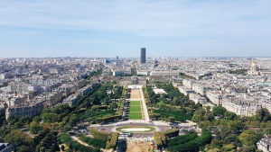 park, city, grass, tree, building, architecture