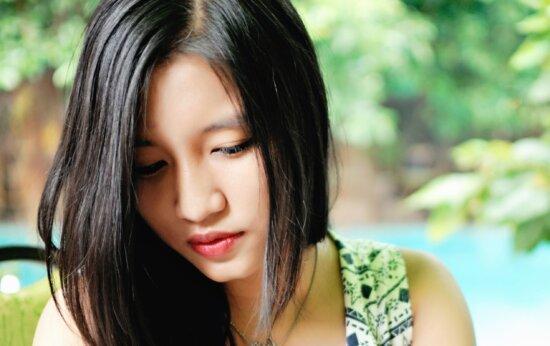 girl, hair, photo model, portrait, face, hair