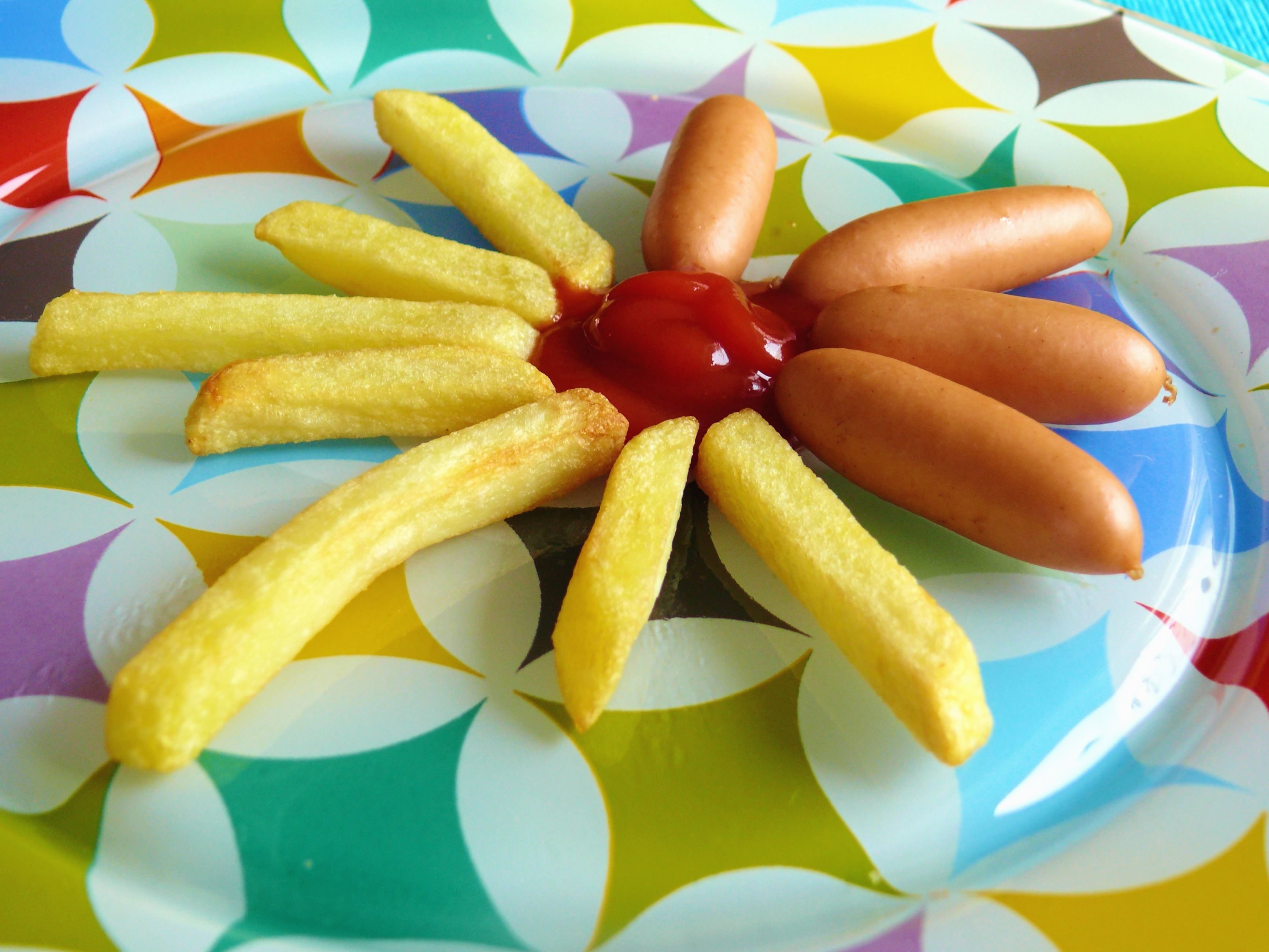 Image Libre Nourriture Frites Pommes De Terre Saucisse