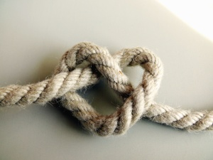 knot, rope, node