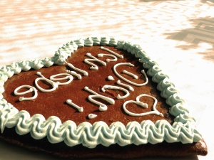cake, sweet, decoration, love, heart, delicious