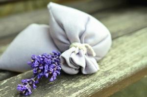 Lavendel, Stoff, Tasche, Holz, Aroma