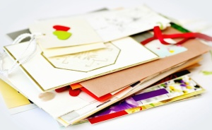 color, colorful, paper, message, letter