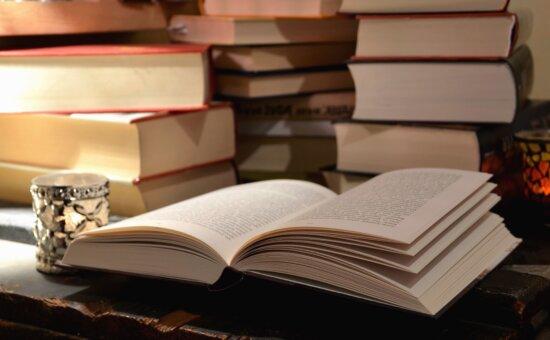 Buch, lernen, college, wissenschaft, universität