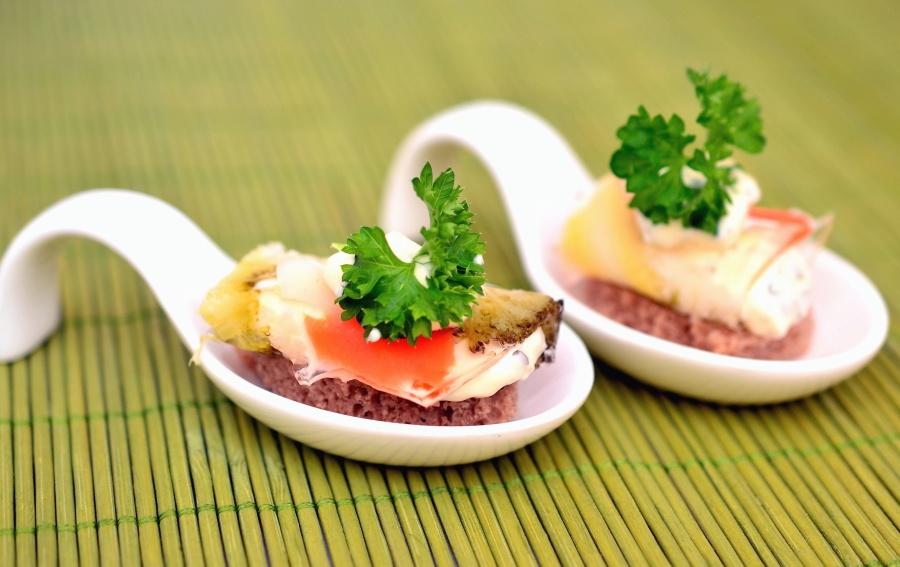 Kostenlose Bild Essen Salat Dekoration Sandwich Tisch
