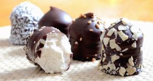 chocolate, chocolate, decoration, cake