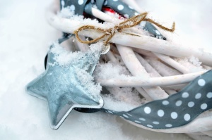 зірка, орнаменти, сніг, лід