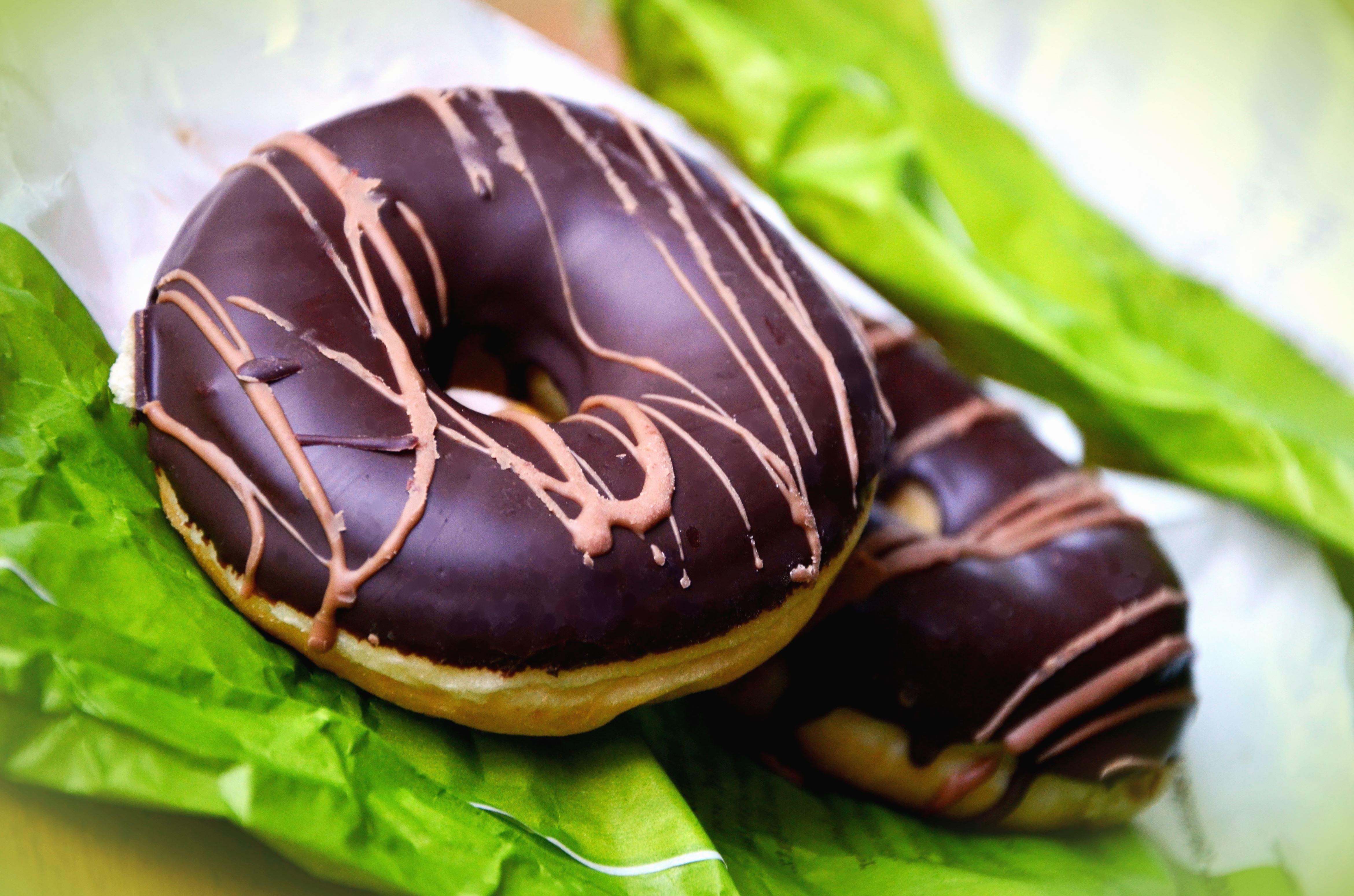 Kostenlose Bild Donut Schokolade Marmelade Kuchen