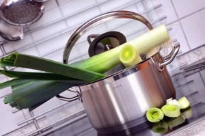 onion, pot, food, cooking, vegetable