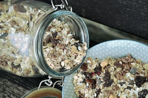 muesli, jar, food, glass, cereal