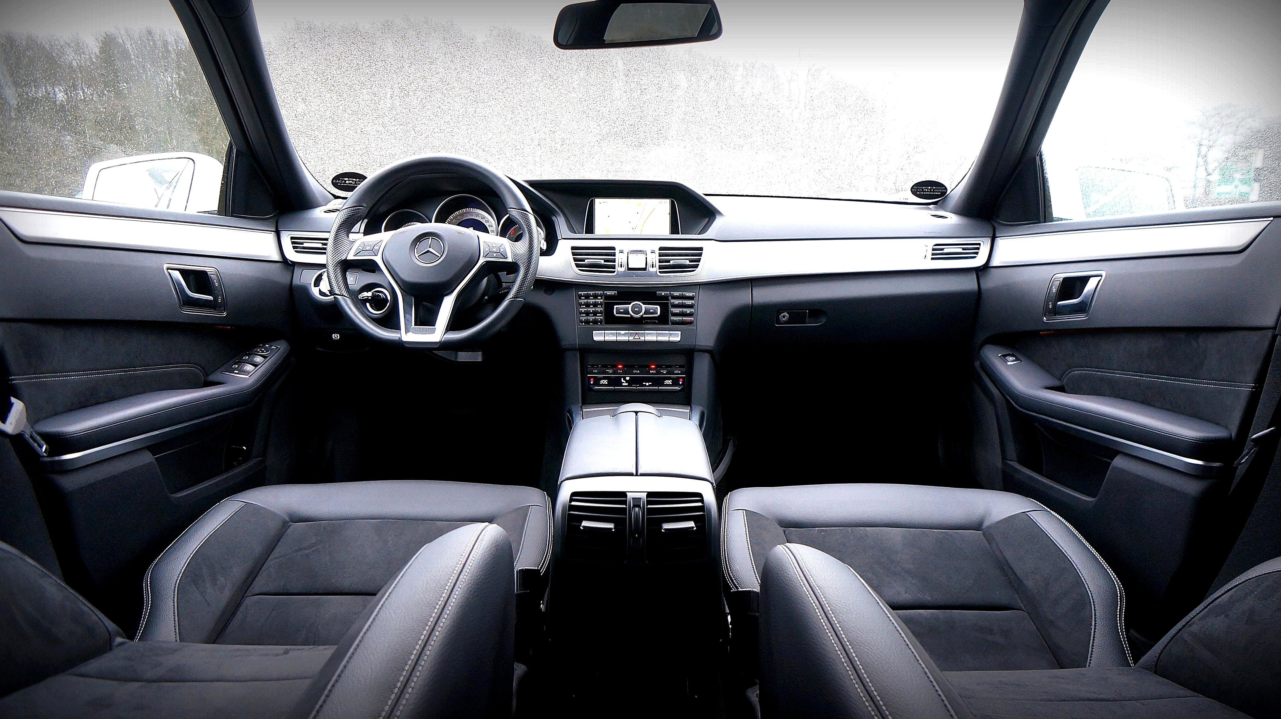 auto interieur luxus