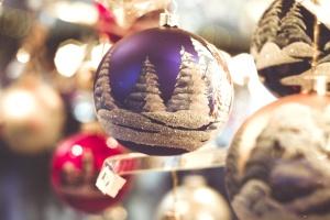 Weihnachten, verzierung, dekoration, urlaub