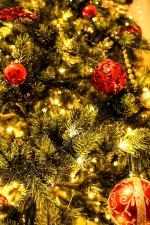 Weihnachten, Ornament, Baum, Urlaub, Dekoration