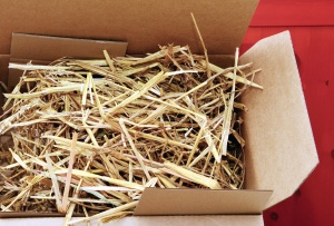 straw, box, package, carton