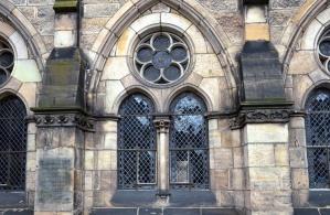 arhitektura, crkve, prozor, zgrada, luk