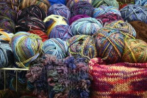 wool, knitting, color, colorful