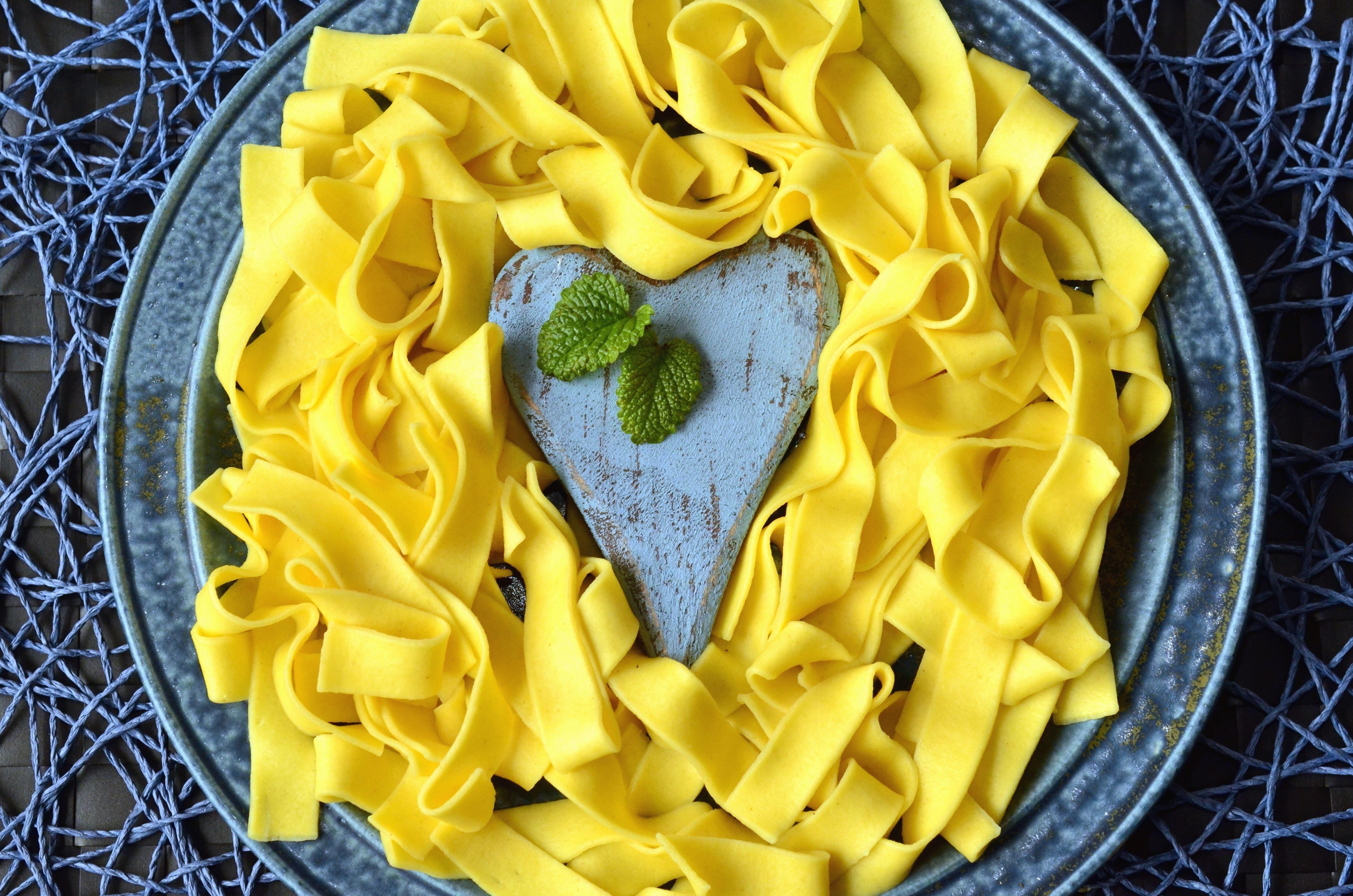 Essen Dekoration kostenlose bild nudeln nudeln herz teller dekoration essen