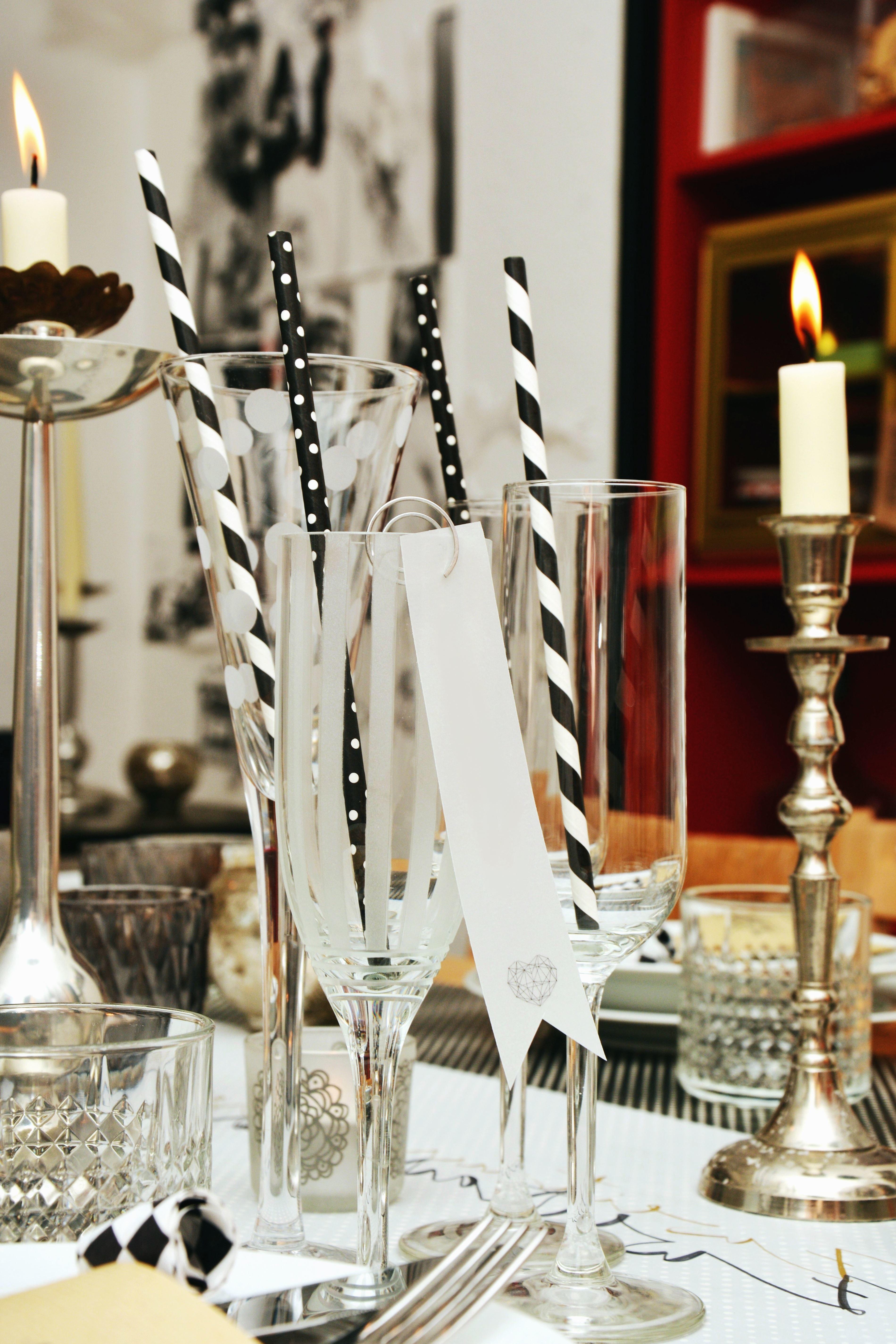 Kostenlose Bild: Glas, Kerze, Tisch, Leuchter, Dekoration