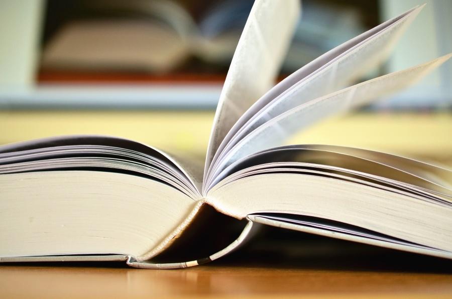 pagina, boek, kennis, leren, onderzoek
