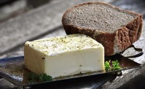 butter, bread, food, breakfast