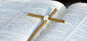 book, bible, religion, cross, christianity