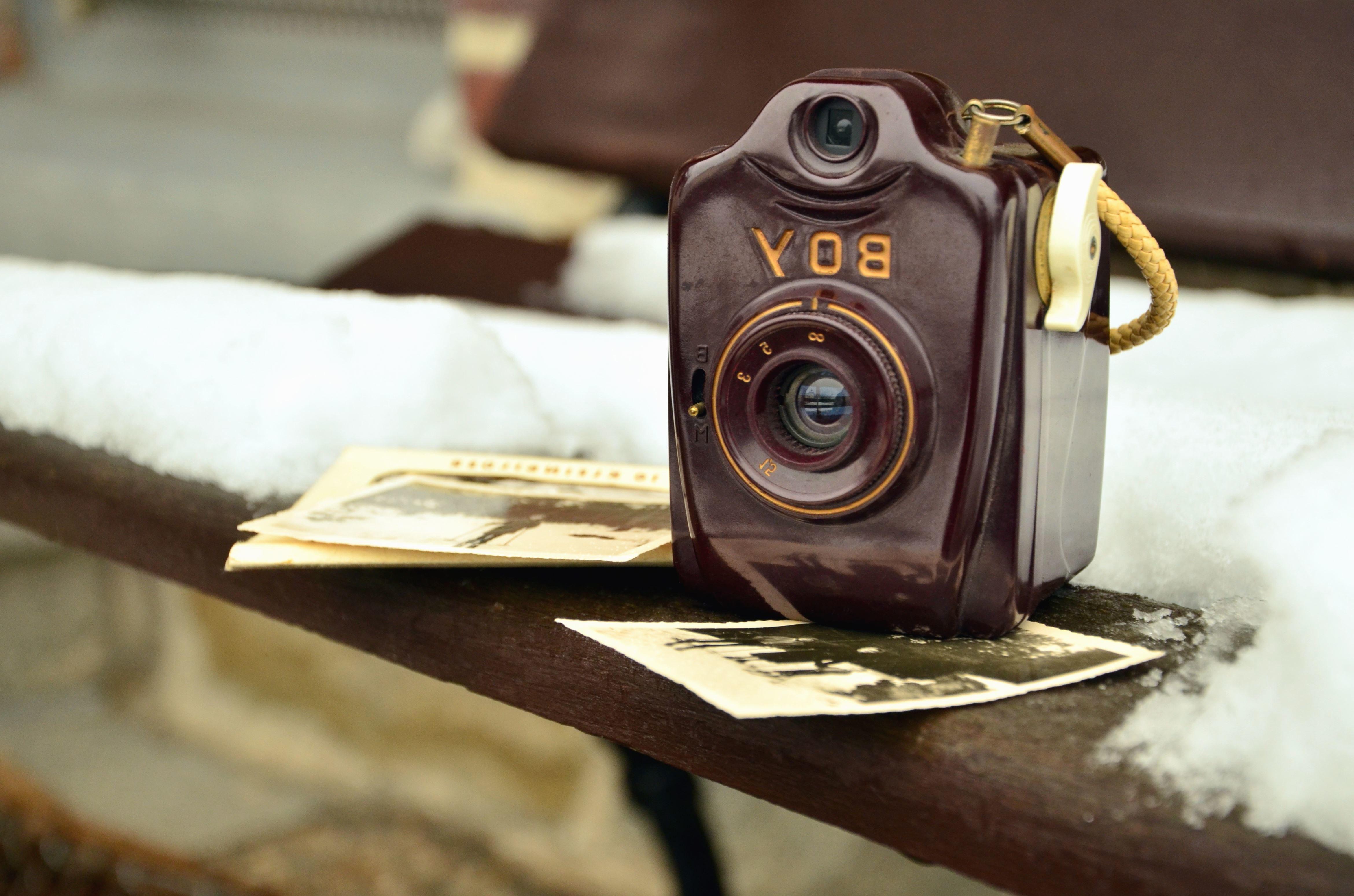 Free Picture Camera Lens Photography Photo Retro