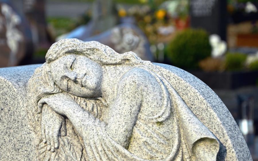 statue, art, sculpture, girl, stone