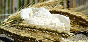 wheat, summer, flour, cloth, food