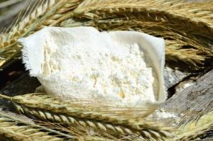 Борошно пшениці зерен, продовольство, тканини