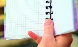 Spirale, Noten, Finger, Quadrat, Papier