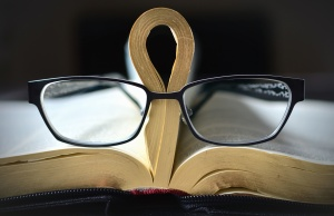 eyeglasses, book, reading, learning, science